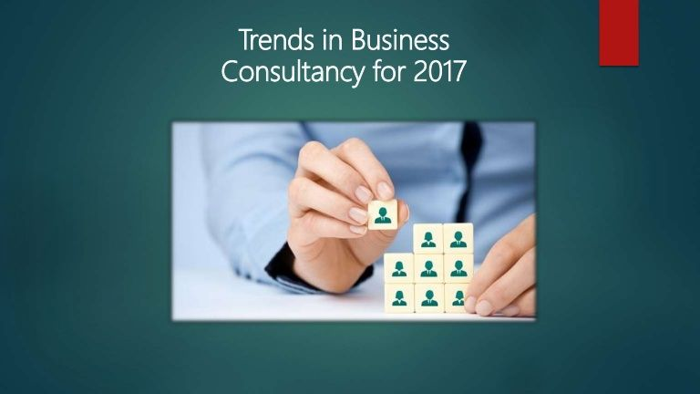 Business consultancy is a pathway to other venture launches. Some new trends in this field have been discussed in this very presentation.