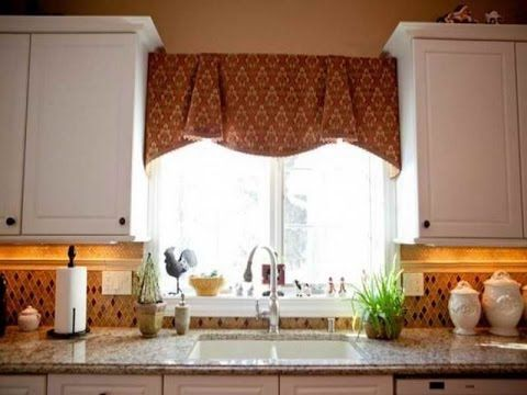 Kitchen Curtains | Waverly Kitchen Curtains And Valances   YouTube