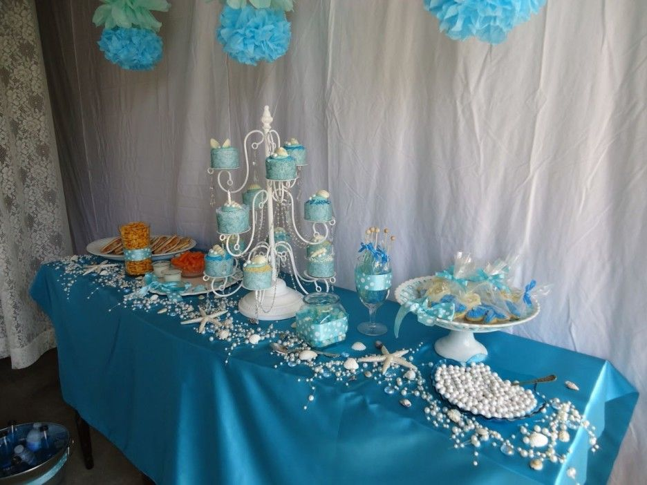 Ideas for party table decorations