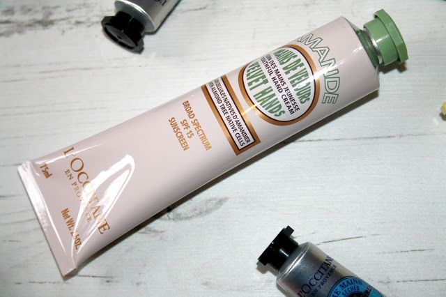 L'Occitane Almond Velvet Hands Hand Cream | Hand cream