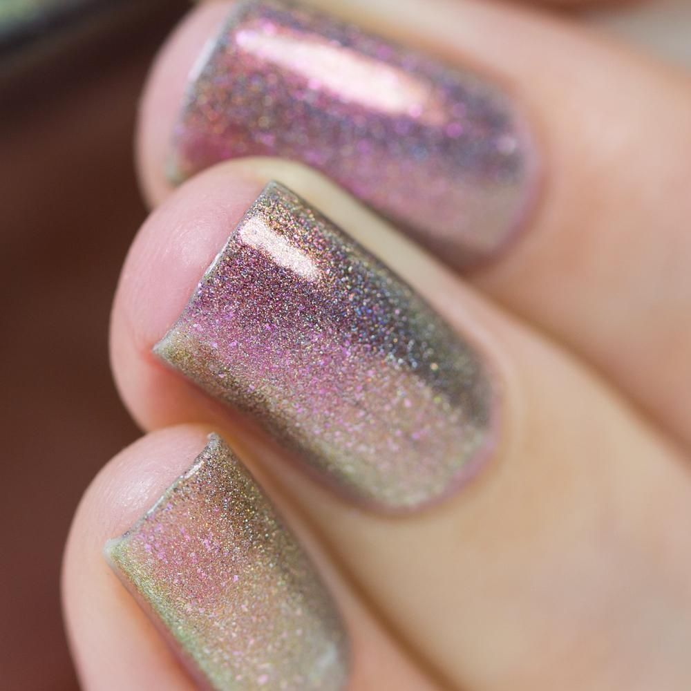 Cadillacquer - Photon | Holographic, Beauty nails and Make up