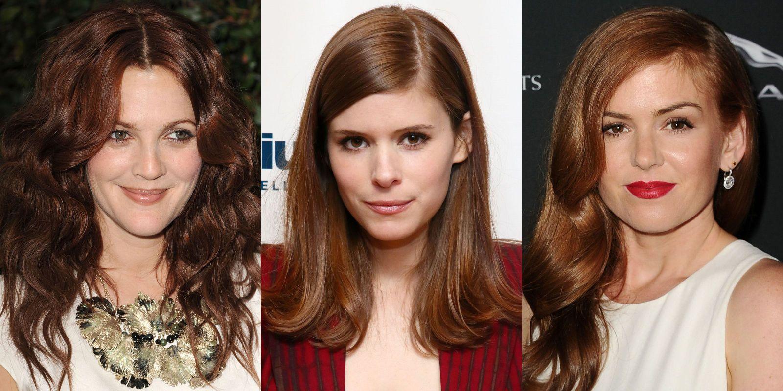 26 Auburn Hair Colors That Arent Your Average Red Auburn Hair