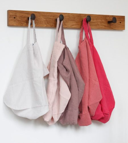 French Linen Tote Bag $48 http://store.alderandcoshop.com/product ...