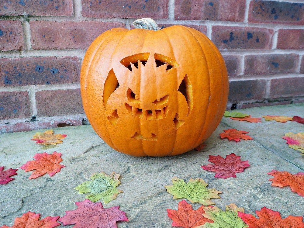 Carving Gengar Pokemon & Paw Patrol Pumpkins - Gengar pokemon, Pumpkin, Gengar, Carving, Pokemon pumpkin, Paw patrol - Each year, we carve our favorite tv characters using an EASY METHOD  Here is this year's reveal of Paw Patrol Pumpkins and Gengar Pokemon Pumpkin