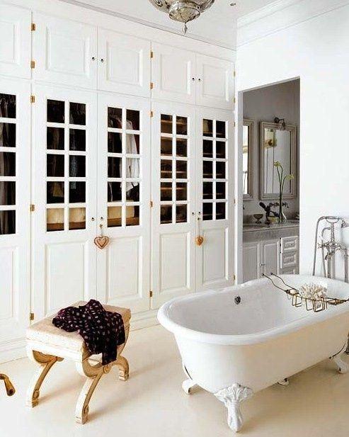 Favorite Things Friday Bathroom Closet Bathroom Inspiration