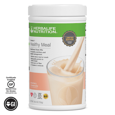 Herbalife F1 Strawberry Cheesecake In 2020 Nutrition Shakes Nutritional Shake Mix Healthy Meal Replacement Shakes