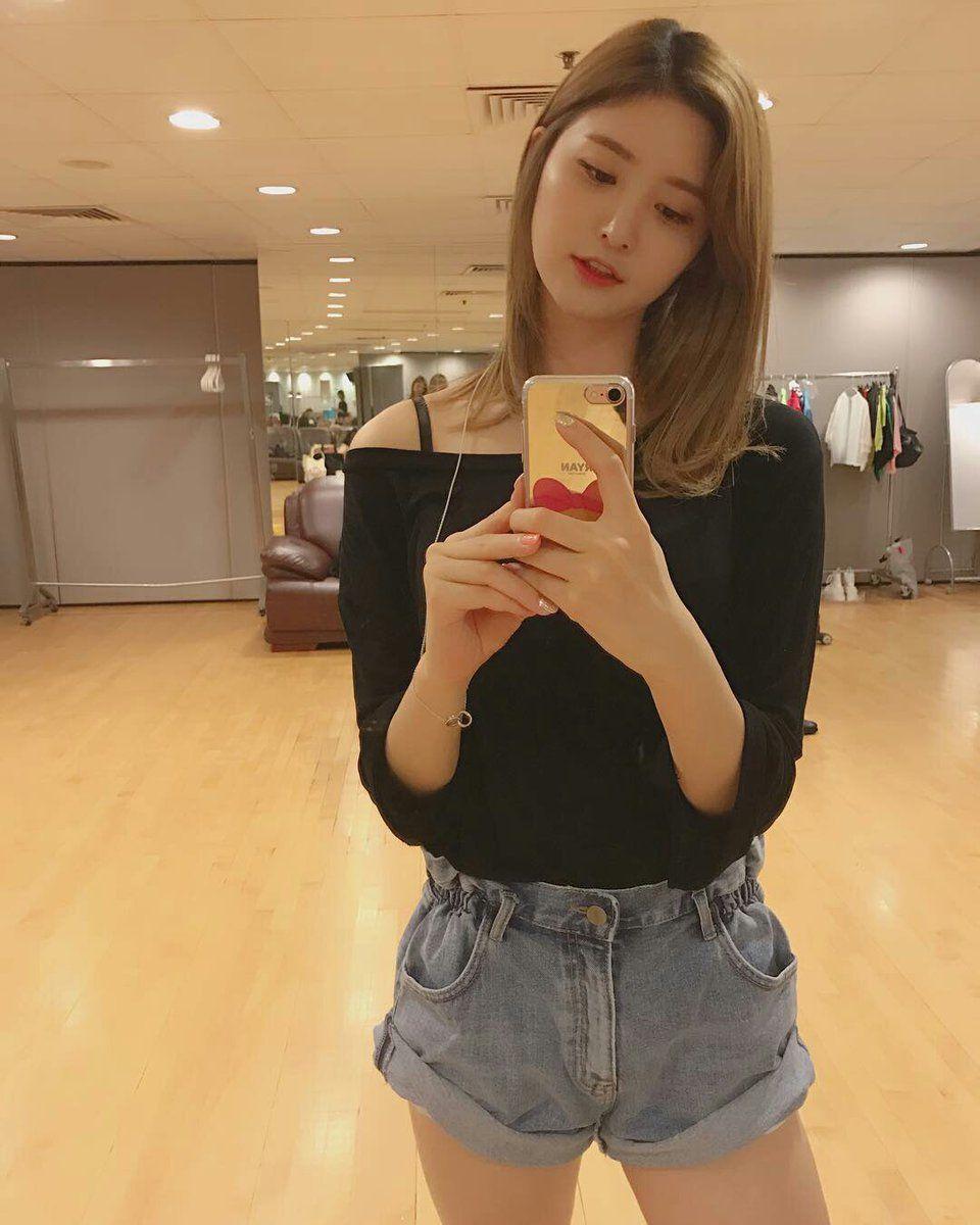 #LE #Hyojin #EXID #엘리 #이엑스아이디