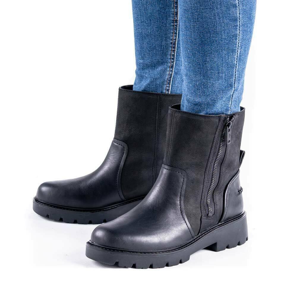 bottines femme noir ugg