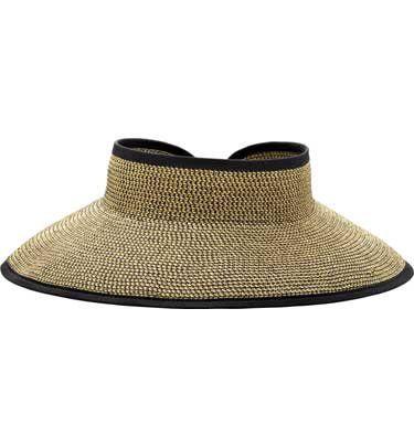 San Diego Hat Company Womens Snap Visor