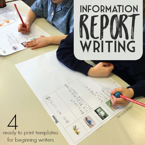 Informative Report Writing Made Easier Report writing, Learning - report writing format template