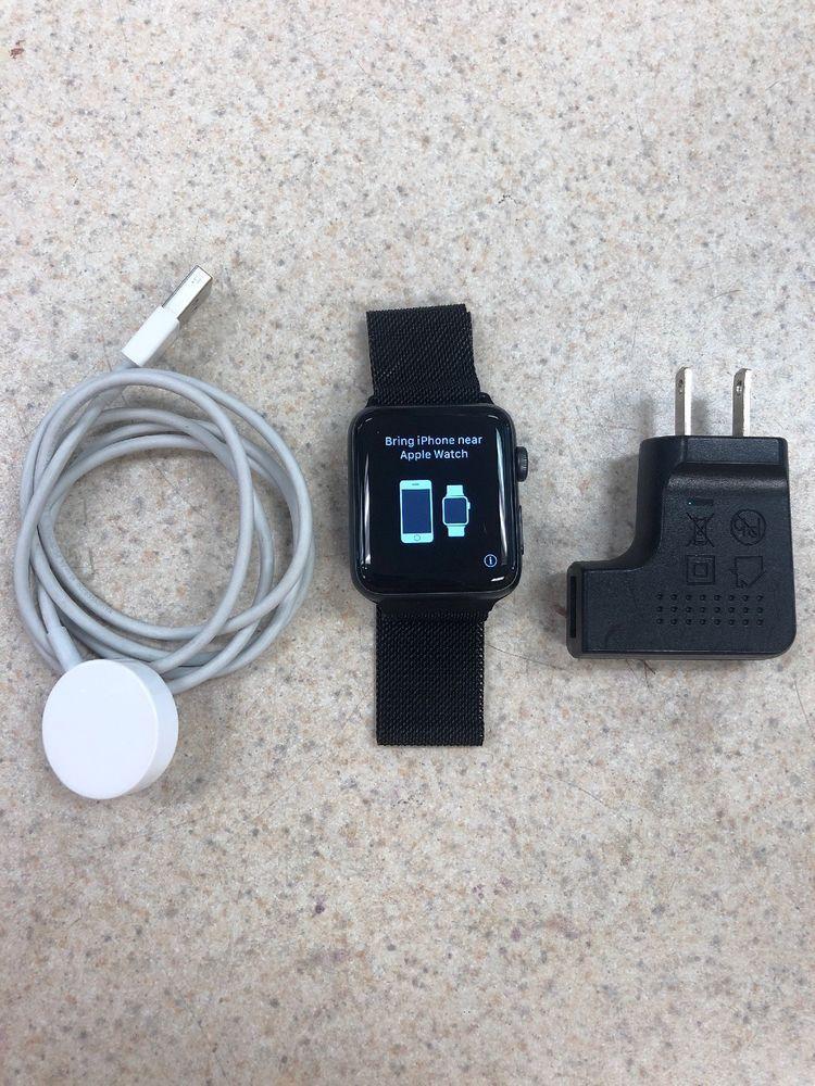 ebay sponsored apple watch series 2 smartwatch 42mm space grey