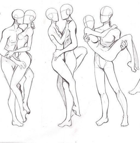 Poses hombre y mujer | anatomia humana | Pinterest | Cuerpo humano ...