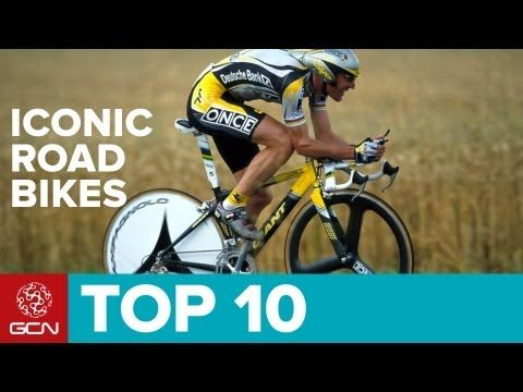 Top 10 Iconic Road Bikes - I would have picked the same bikes.