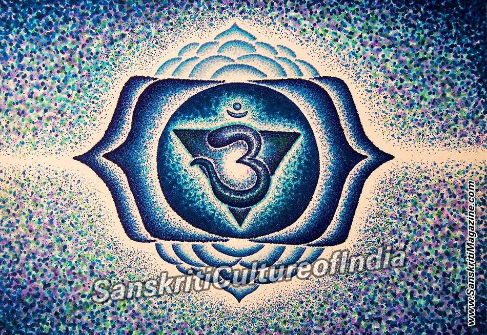 Ajna chakra the third eye chakra sanskriti hinduism