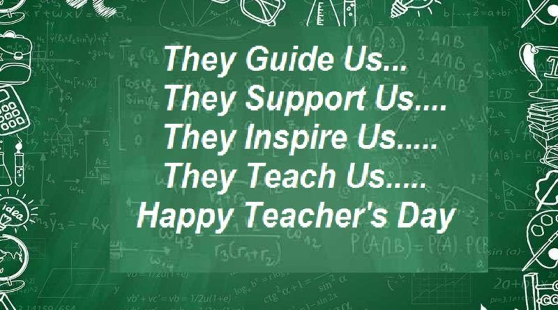 World Teachers Day Images Quotes Wishes Latest In 2020 Teachers Day Happy Teachers Day Message World Teacher Day