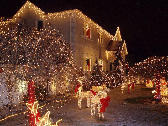 Christmas in Queens   Pinterest   Beleuchtung und Weihnachten