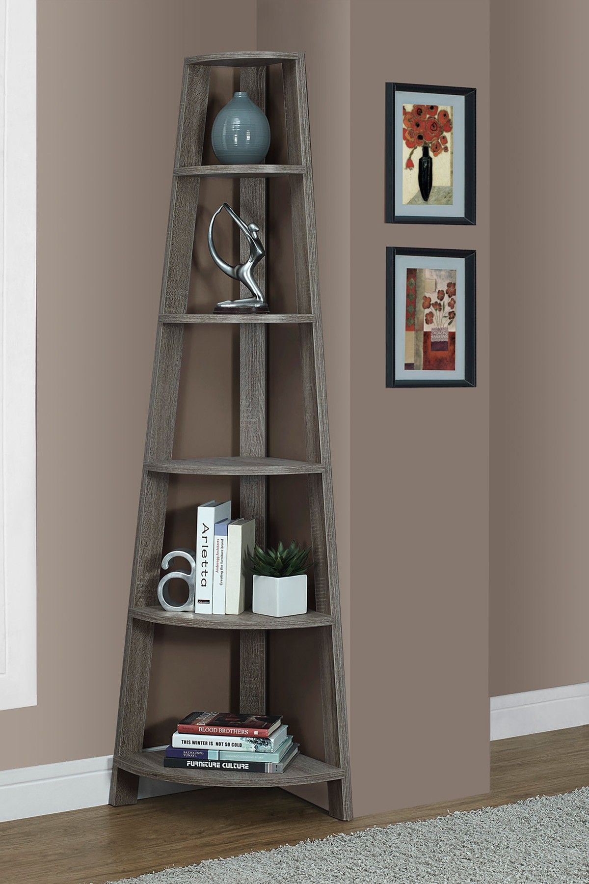 Corner Shelf - Furniture Favorites | Corner furniture ...