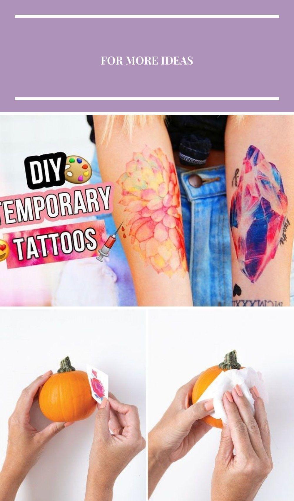 Henna Tattoo Für Jungs: Temporäres DIY-Tattoo Von