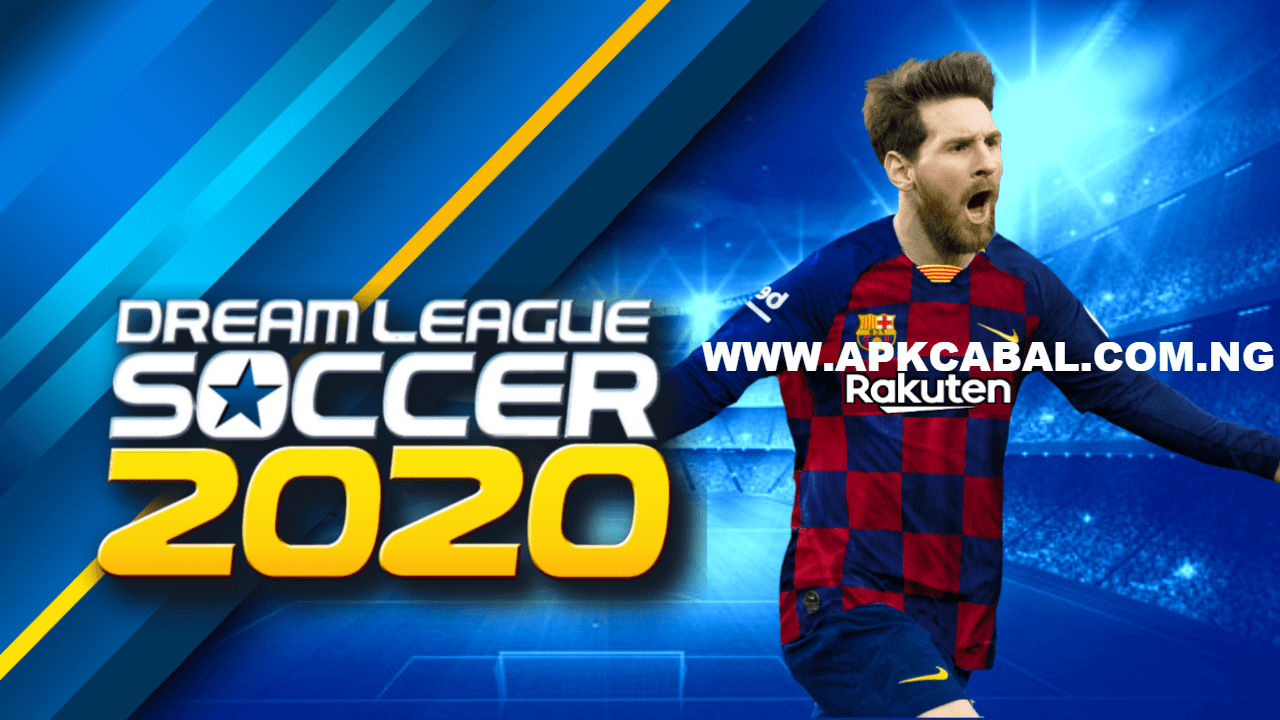 Download Dream League Soccer 2020 Dls 20 Mod Apk Obb Data Android Game Cheats Mobile Game Download Games