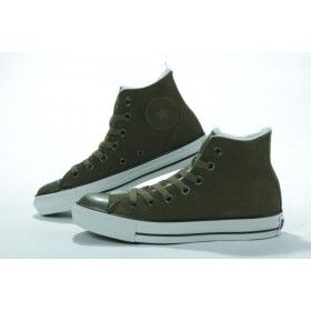 5f5e8aea614 Converse All Star Specialty Ox Shoes High Tops Army Green