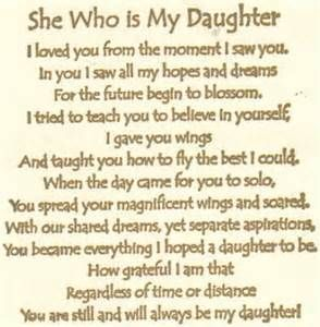 Quotes About Mother Daughter Relationships My Daughter Quotes