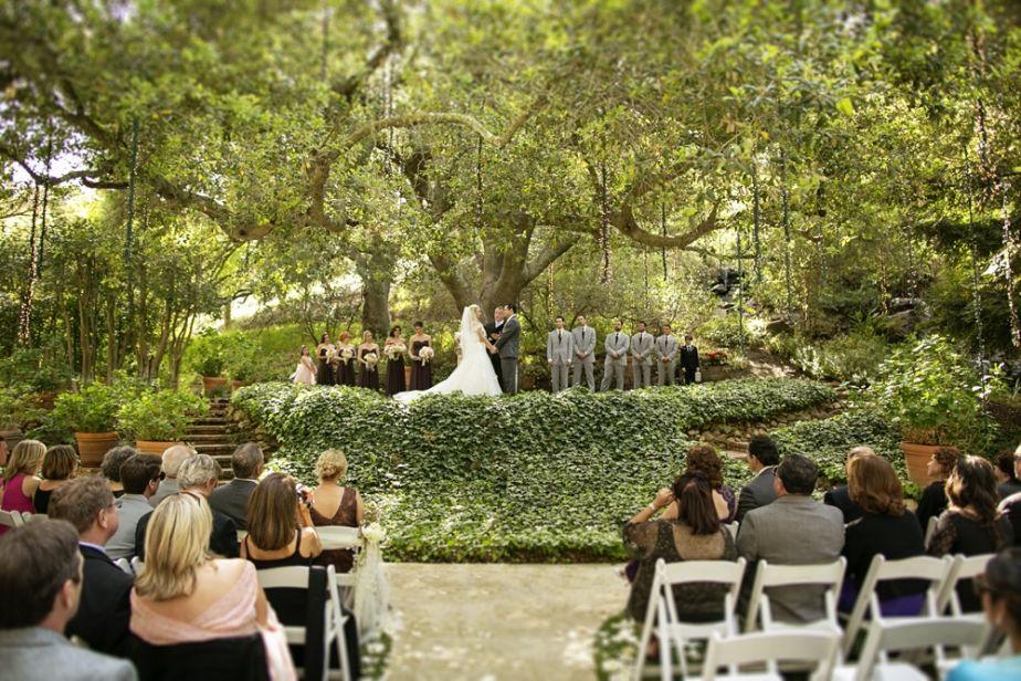 CHELSEA+DAVID Calamigos Ranch Wedding http//www