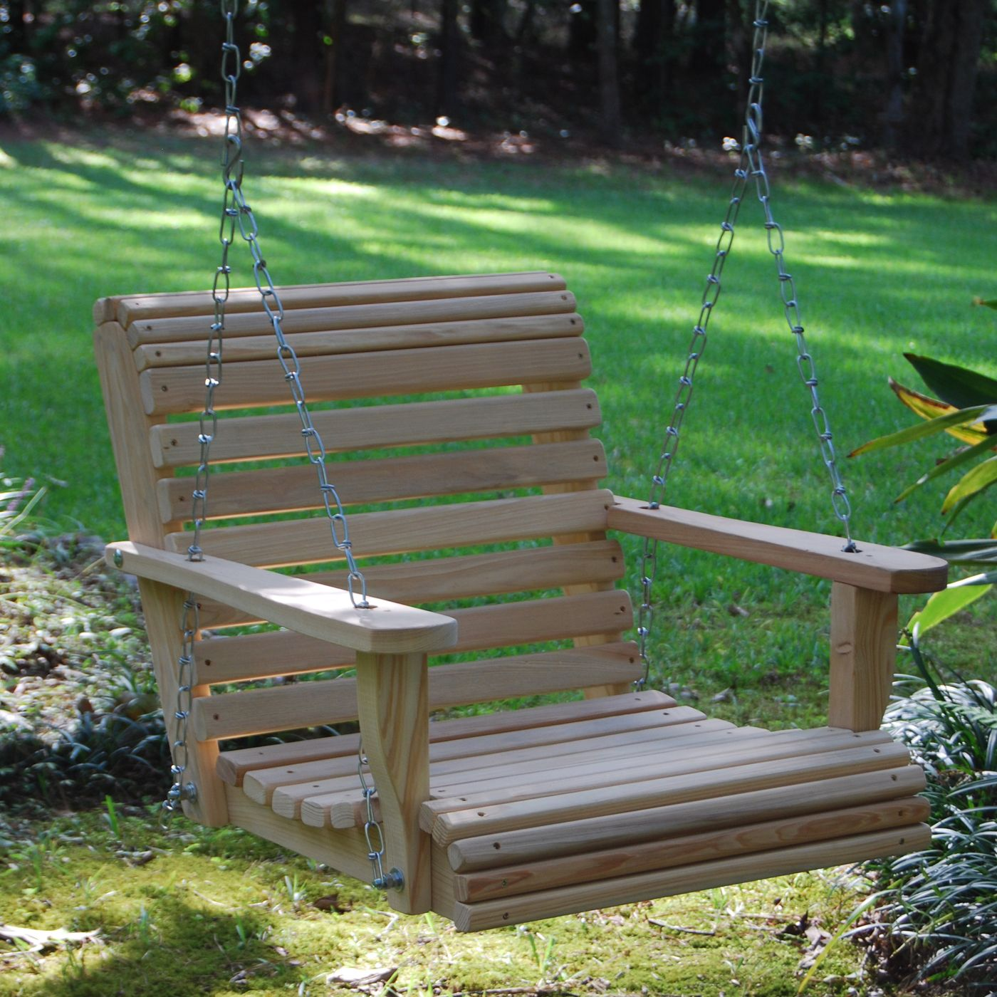 LA Cypress Swings Roll Swing ATG Stores Lowes home