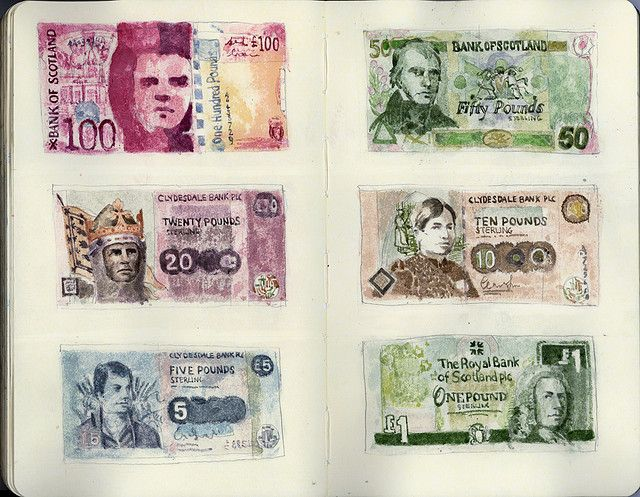 New Scottish £10 note isn't legal tender in England OR Scotland ...