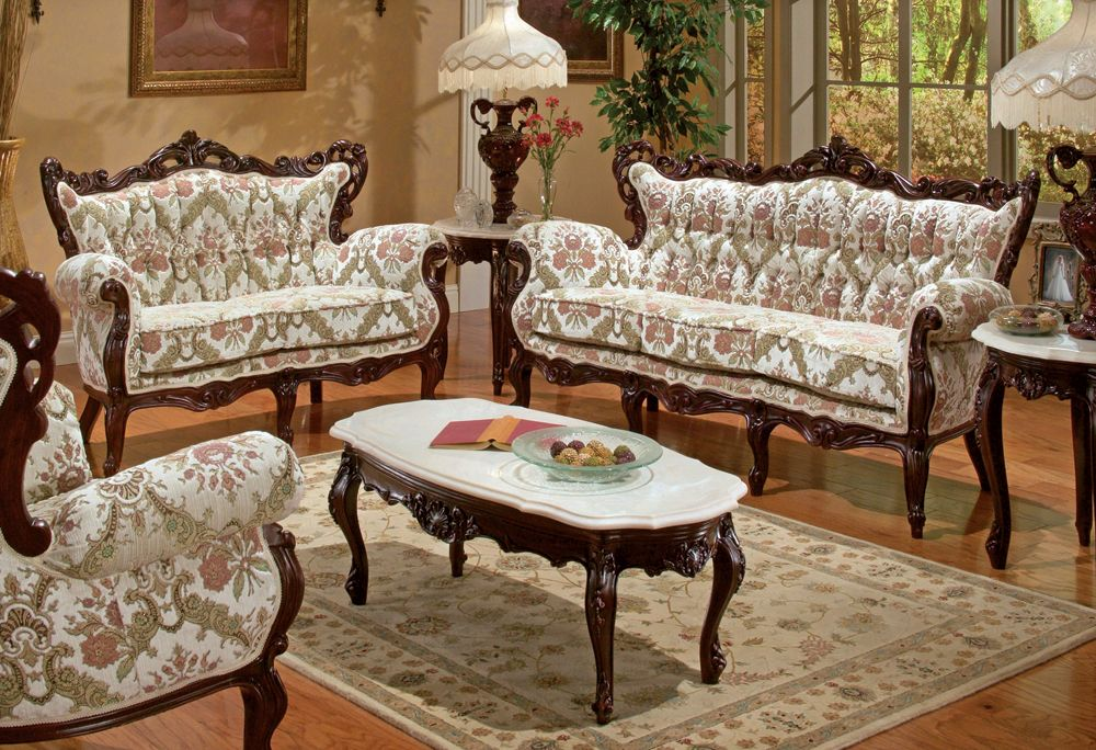You Must Restrict Yourself With A Certain Victorian Living Room Style  Because Mismatching Victorian Furniture Can