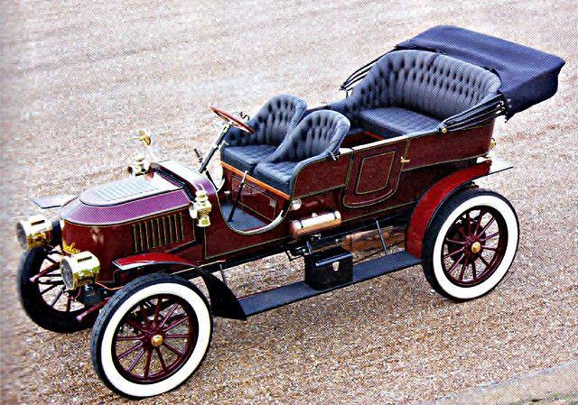 Stanley Steamer Model M