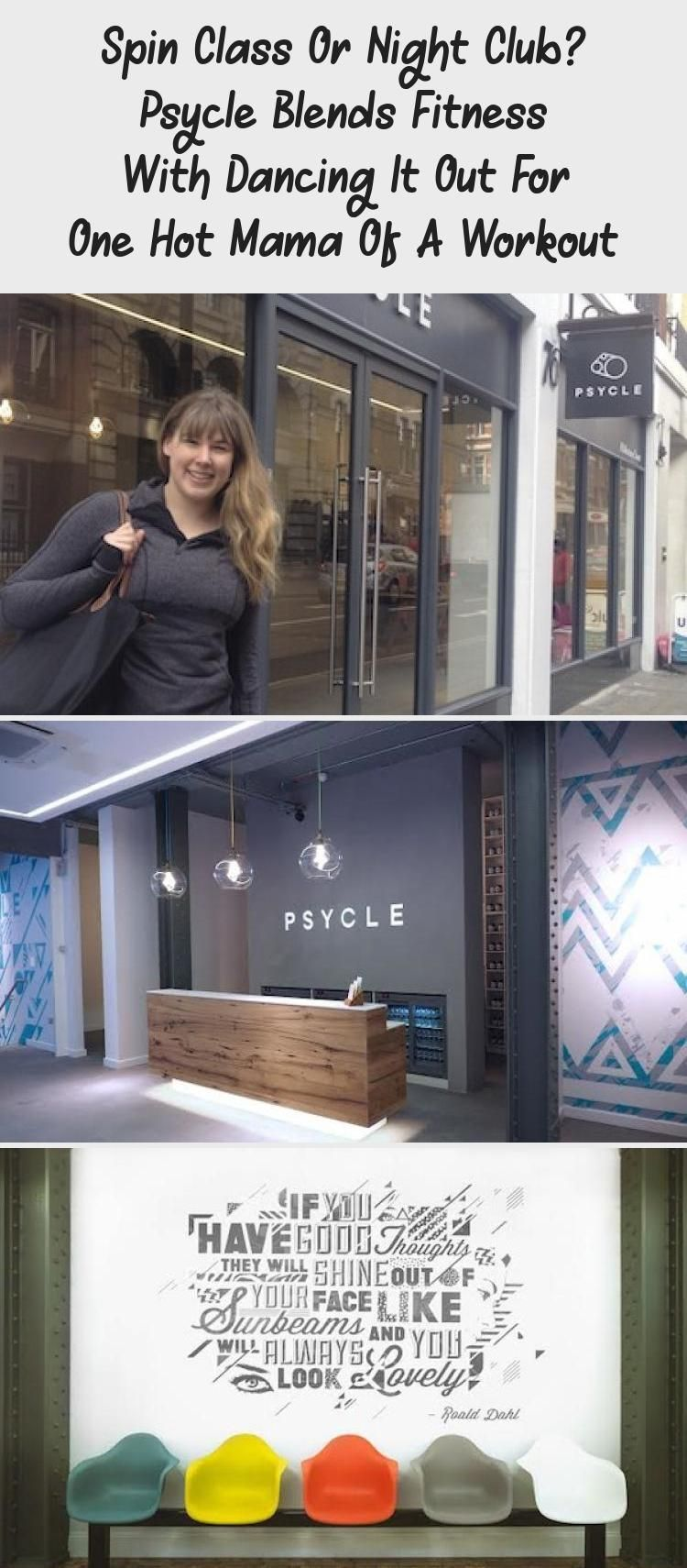 Spin Class Or Night Club? Psycle Blends Fitness With Dancing It Out For One Hot Mama Of A Workout -...