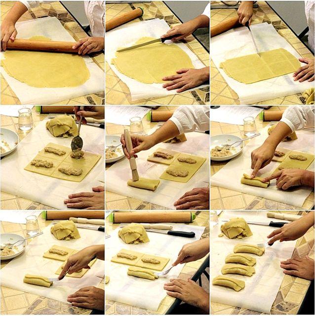 Recetas De Cocina Asturiana Faciles   Casadielles Asturianas Receta Paso A Paso La Cucharina Magica