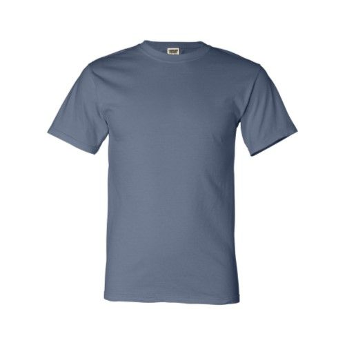 Blue Jean Dyed Ringspun T Shirt As Low As 6 14 Printed By Comfort
