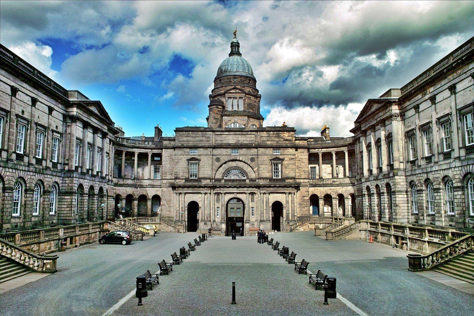 Alexander Graham Bell Building Edinburgh University