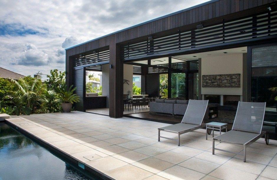 Dorrington Architects Have Designed The Godden Cres House