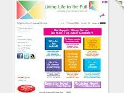 http://www.llttf.com/index.php Living Life To The Full