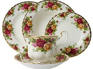 Royal Albert 5-pc. Old Country Roses Dinnerware Place Setting