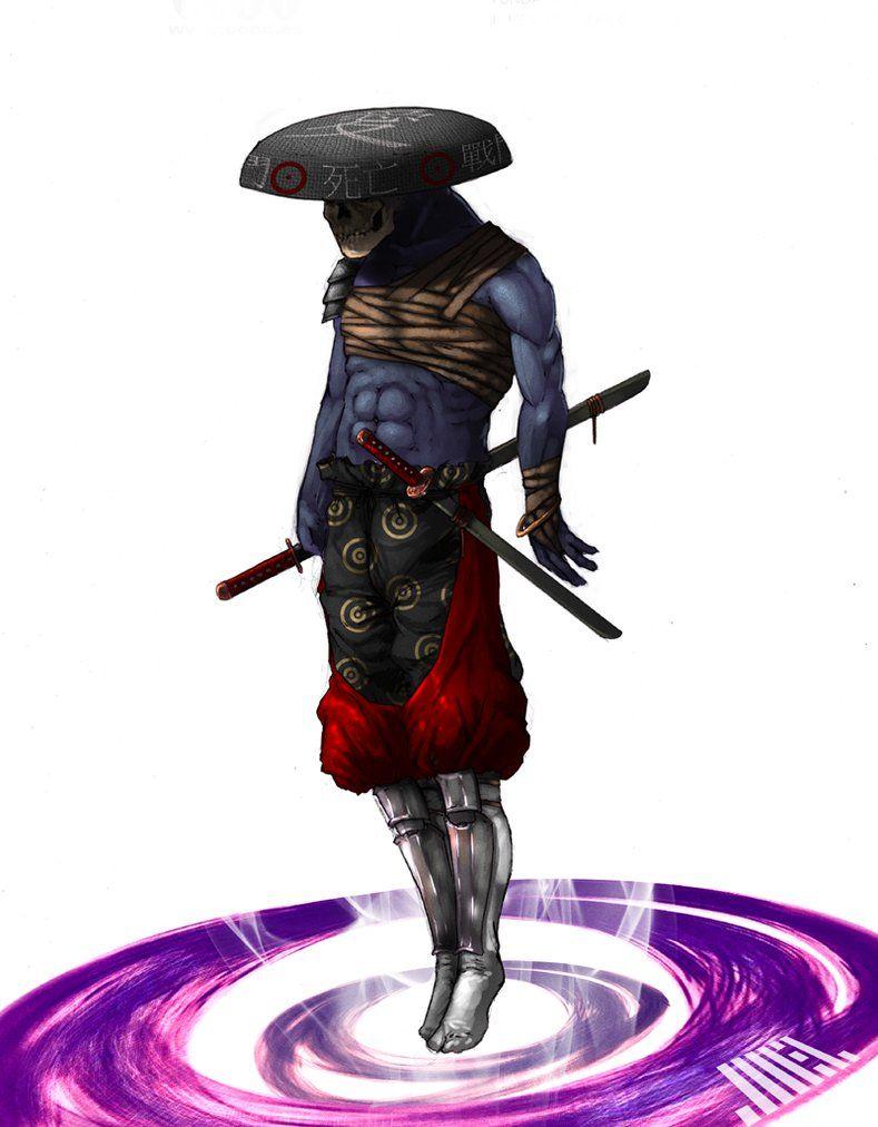 Yoshimitsu Character Design : Yoshimitsu from the tekken series pinterest