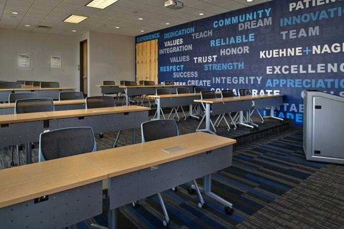 Kuehne + Nagel's New Atlanta Offices   Office Snapshots