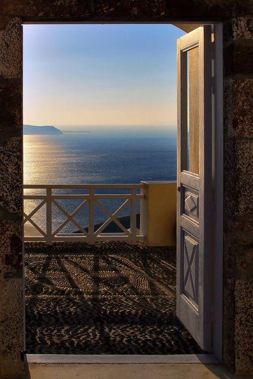 When one door of happiness closes another opens but often we look so long & When one door of happiness closes another opens but often we look ...