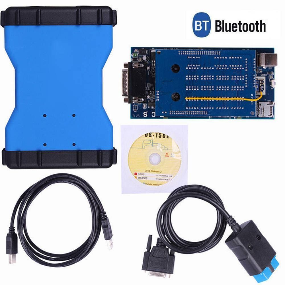 Bluetooth TCS CDP Pro Plus With 2015 3 TCS CDP Software Download