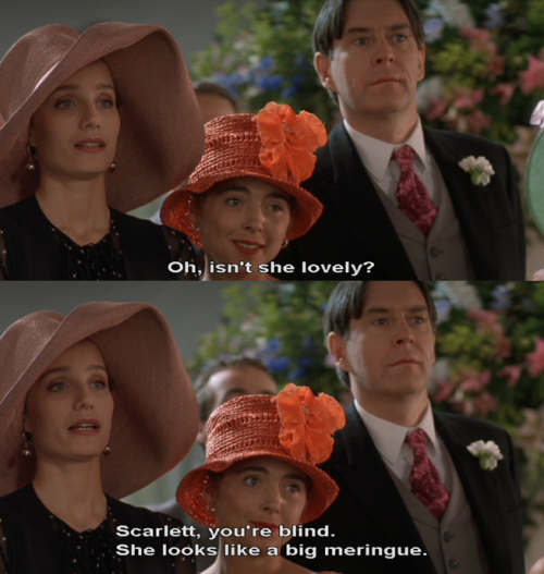 Four Weddings and a Funeral 1994   Good movies, See movie, Movie scenes
