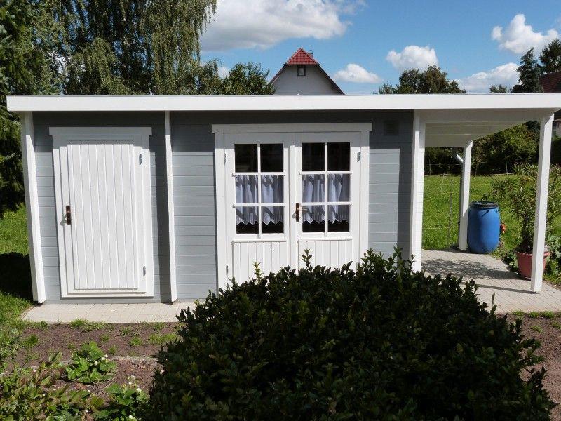 Pultdach Gartenhaus Maria Iso Mit Anbau Schleppdach Gartenhaus Anbau Haus Dachgarten