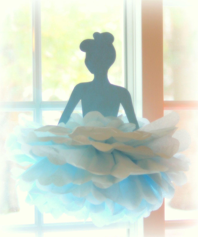 Princess pom pom kit Ballerina Ballet Dancer Ball Ballgown dress ...