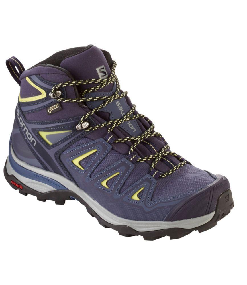 Women S Salomon X Ultra Mid 3 Gore Tex Hiking Boots Best Hiking Shoes Hiking Boots Women Hiking Boots
