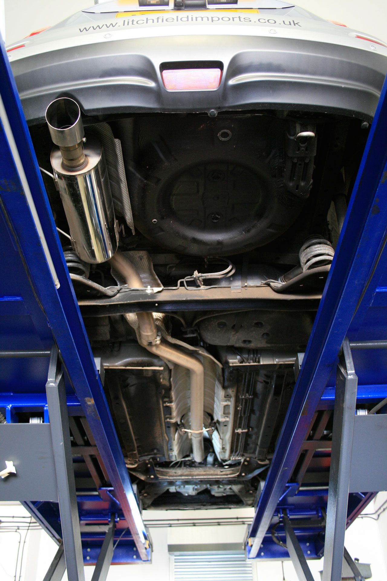 Nissan juke dig t juke exhaust system with secondary cat bypass nismo rs paramount performance