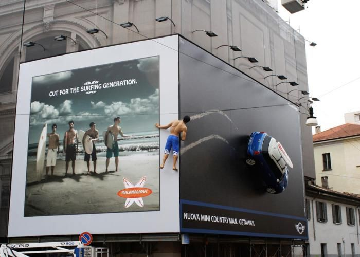 Clever And Creative Double Billboard Advertising Paperblog