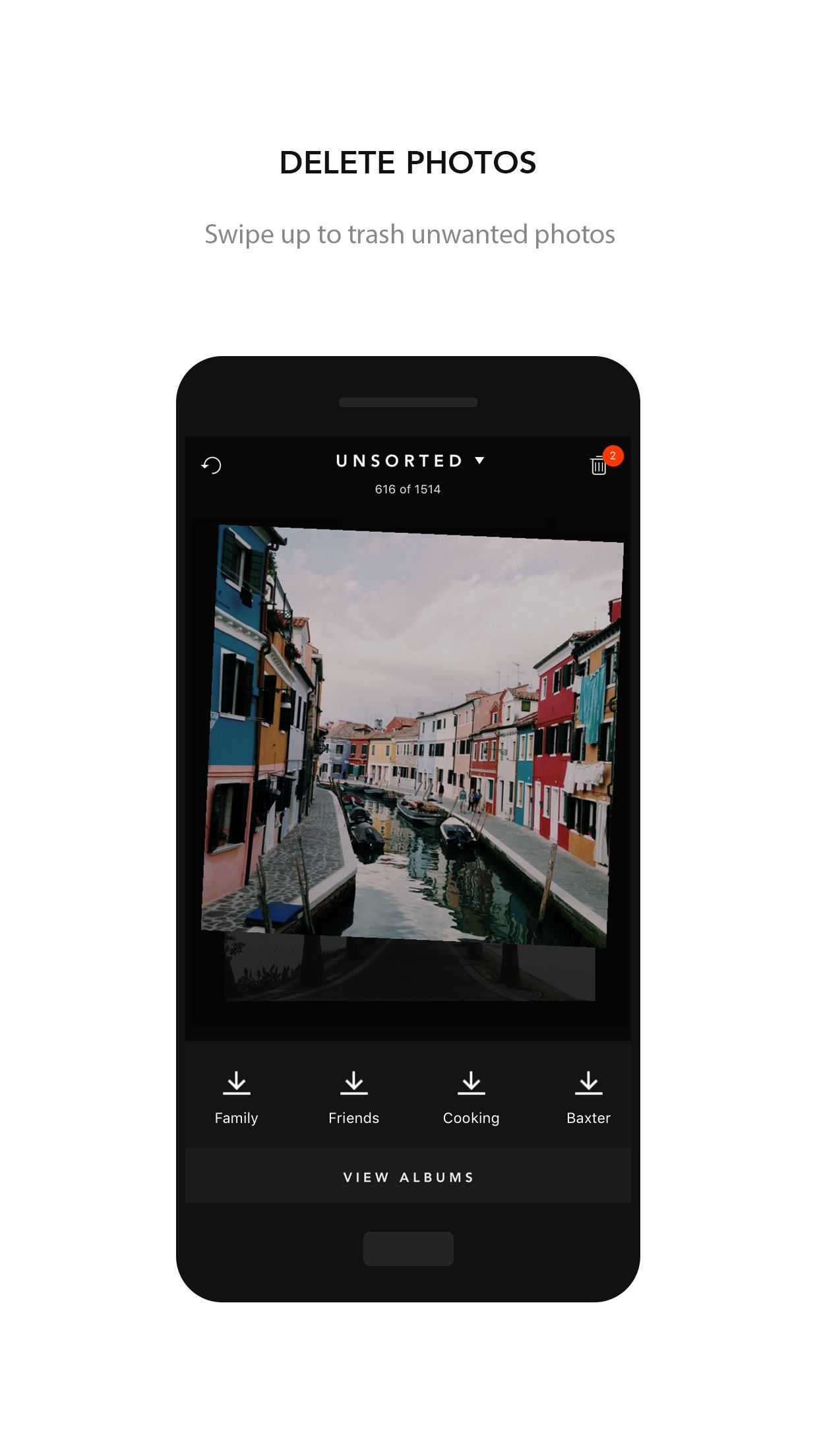 Slidebox brings its Tinderlike photo management app to