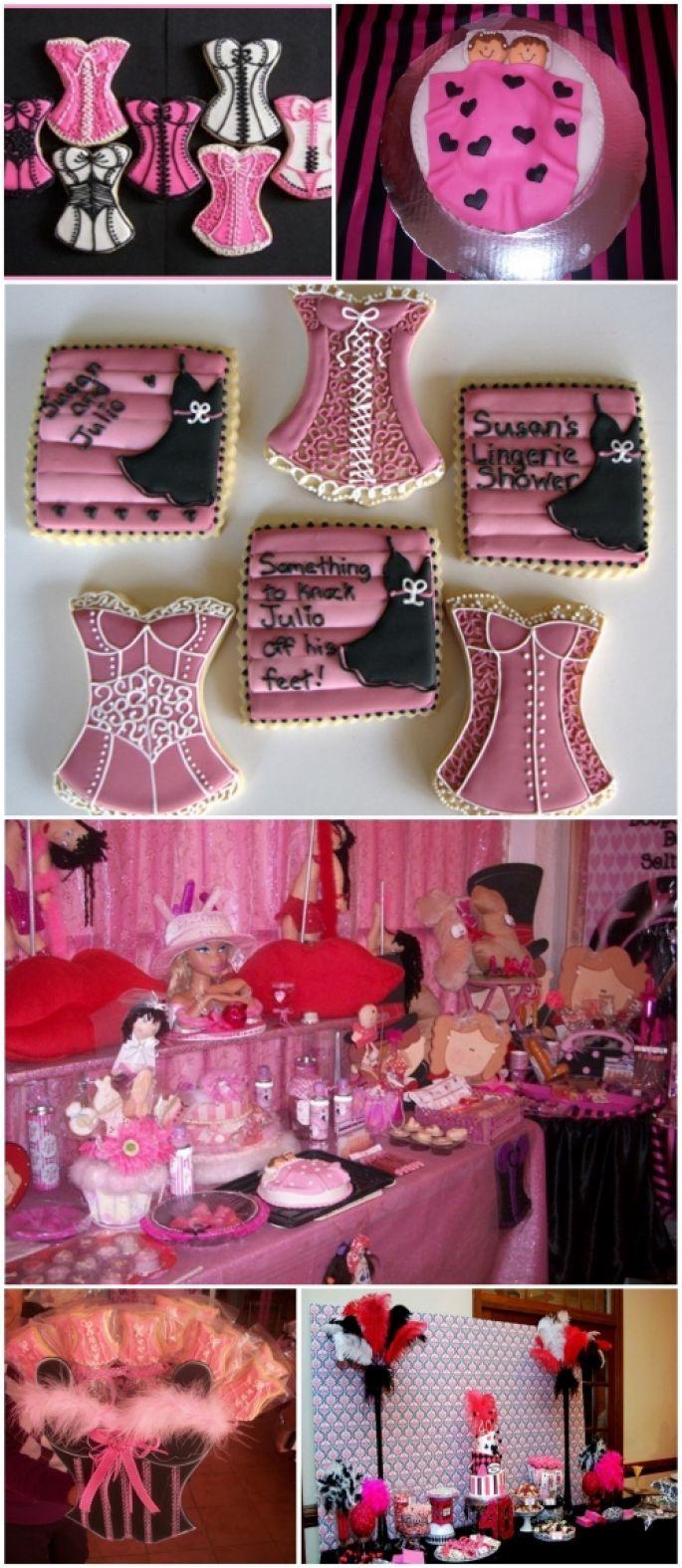 Decoraci n y productos para tu despedida de soltera con - Articulos de decoracion ...