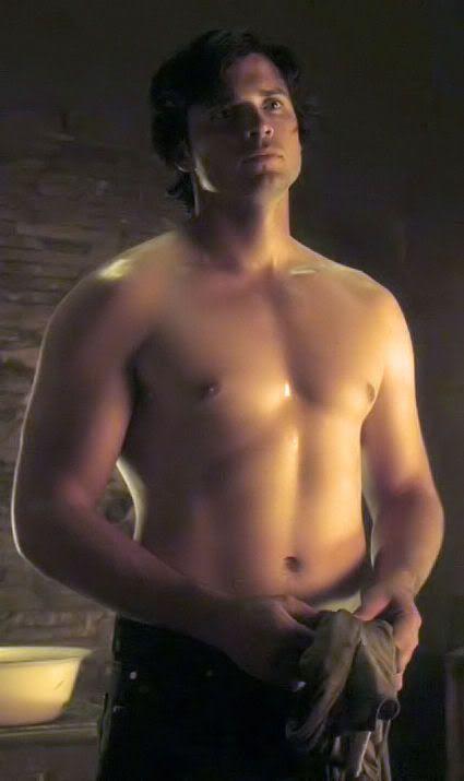 Clark Kent Likes Tits
